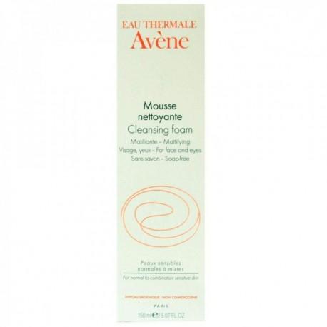 Avene Mousse Nettoyante Cleansing Foam 150 ML