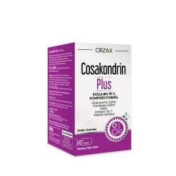 ORZAX Cosakondrin Plus Komplex Formül 60 Tablet