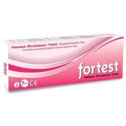 Fortest Hassas Ovulasyon Testi 7 Adet