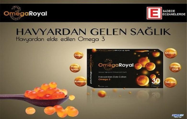 Omega Royal